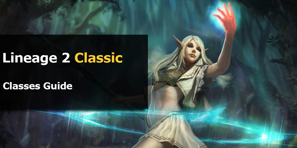 Lineage 2 Classic classes