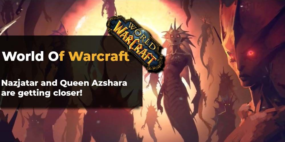 WoW Rise of Azshara