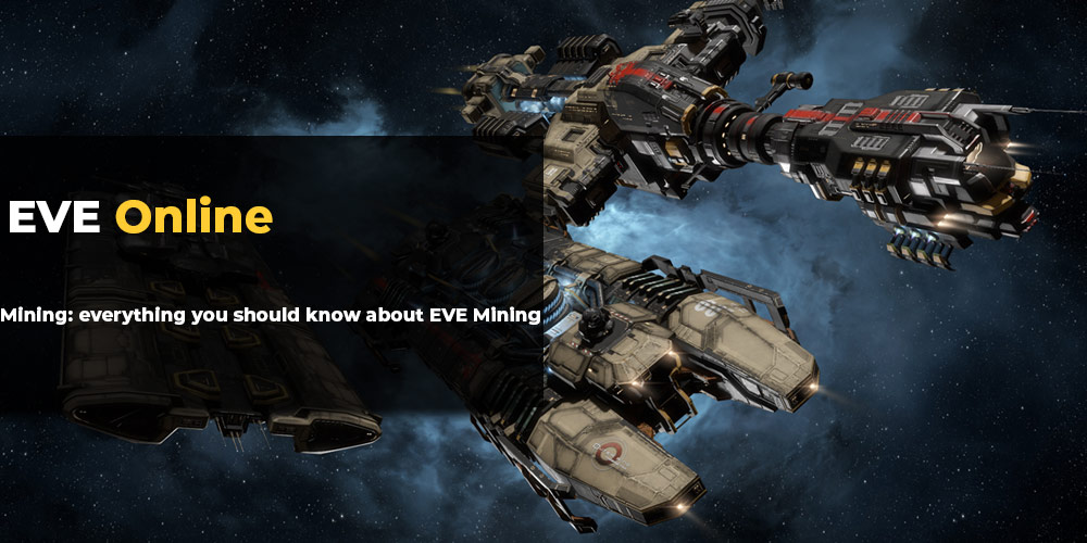 EVE Online Mining