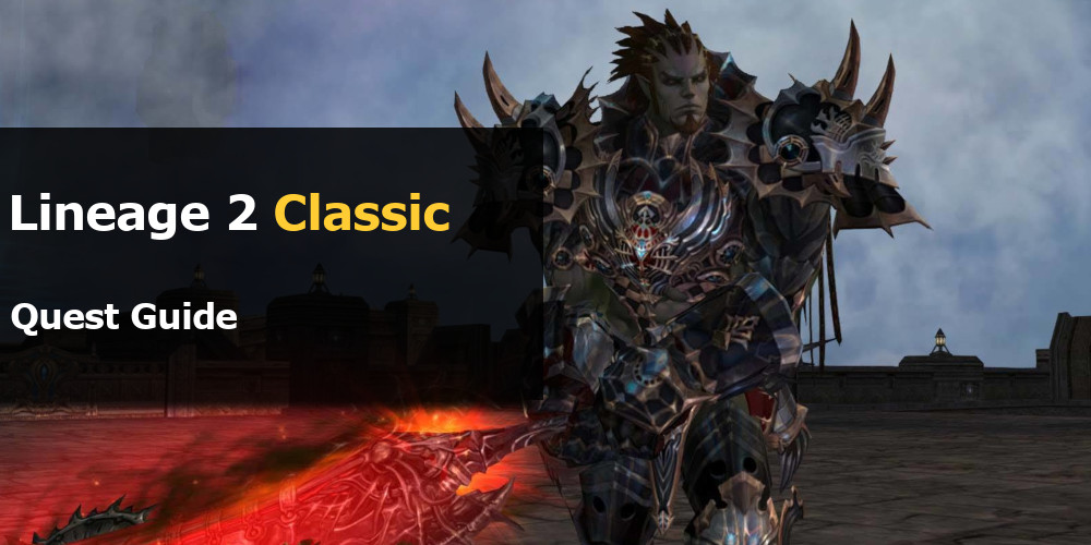 Lineage 2 Classic quest