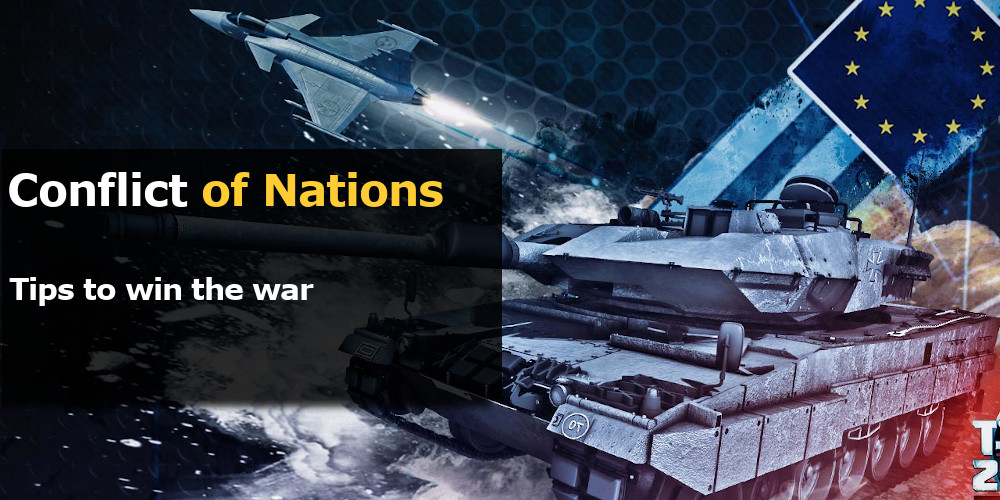 Conflict of Nations tips