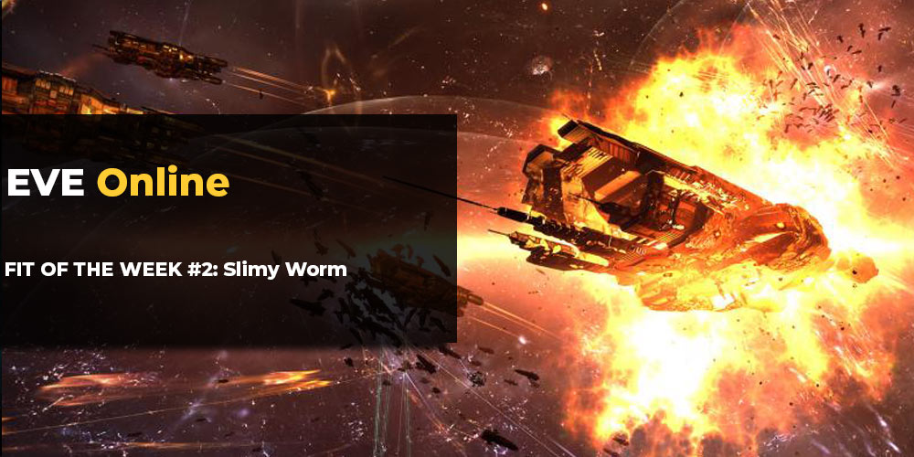 EVE Online Slimmy Worm