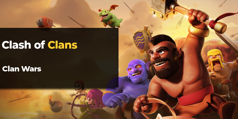 clash of clans clan wars