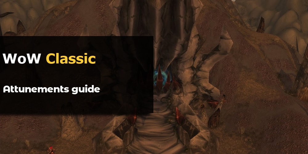 classic wow raid attunements guide