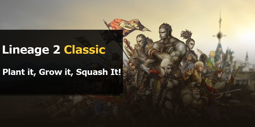 Lineage 2 Classic Summer Squash Event
