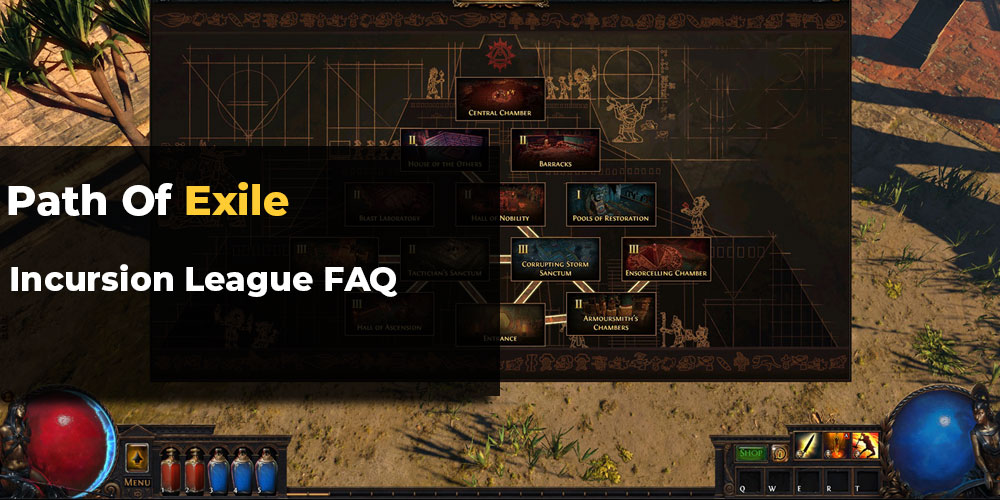 Path of Exile Incursion