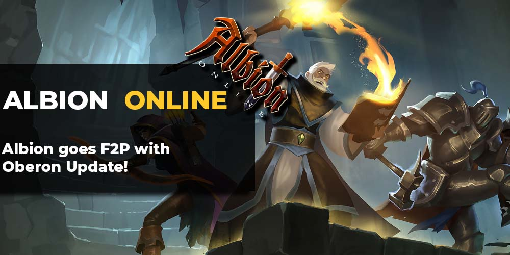 Albion Online Goes Free To Play