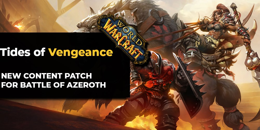 World of Warcraft Battle for Azeroth new update