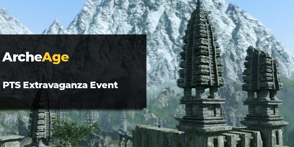 ArcheAge pts extravaganza event