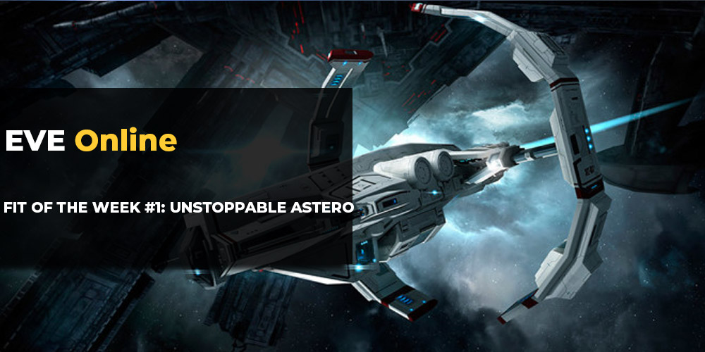 EVE Online Unstoppable Astero Fit