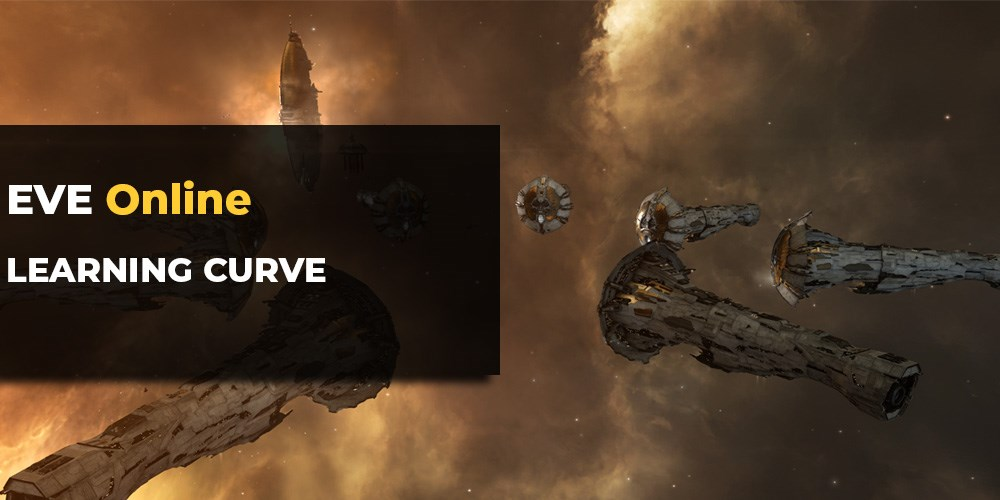 EVE Online Learning Curve