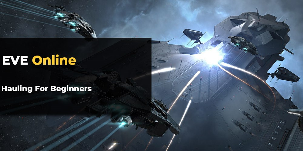 EvE Online Hauling