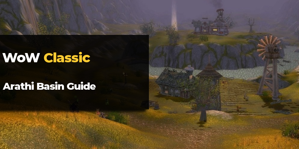wow classic Arathi Basin Guide