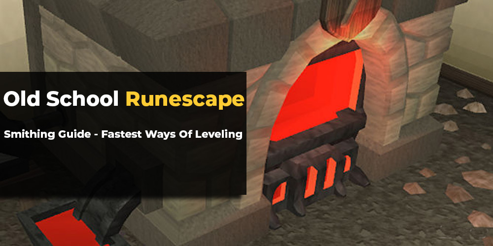 OSRS Smithing guide