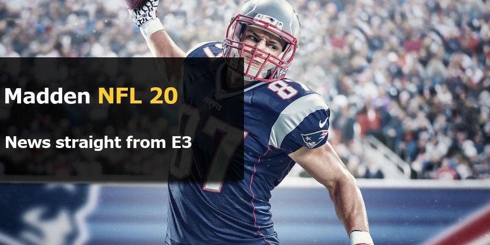 Large Madden NFL 20