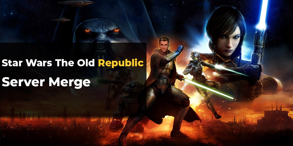 Star Wars The Old Republic server merge