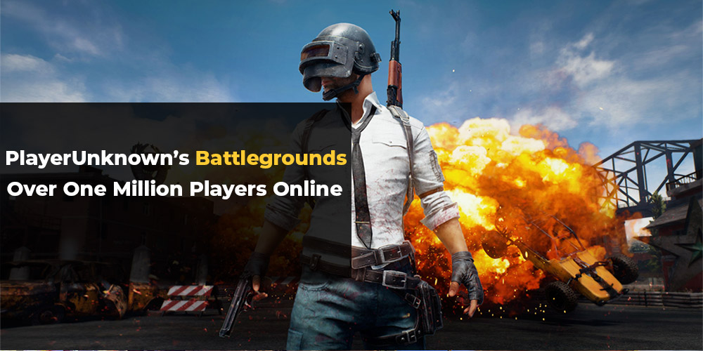 PUBG Milion Players