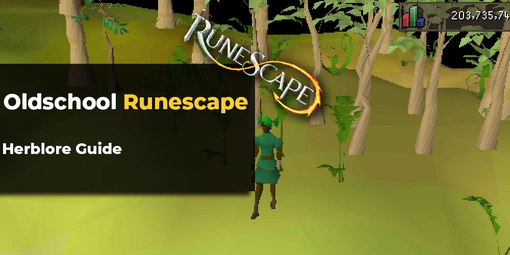OSRS Herblore guide