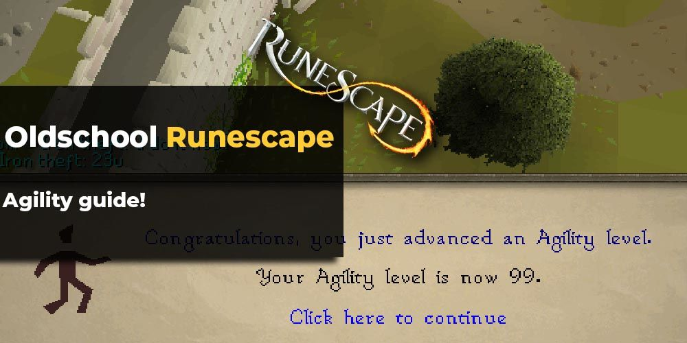 OSRS agility guide