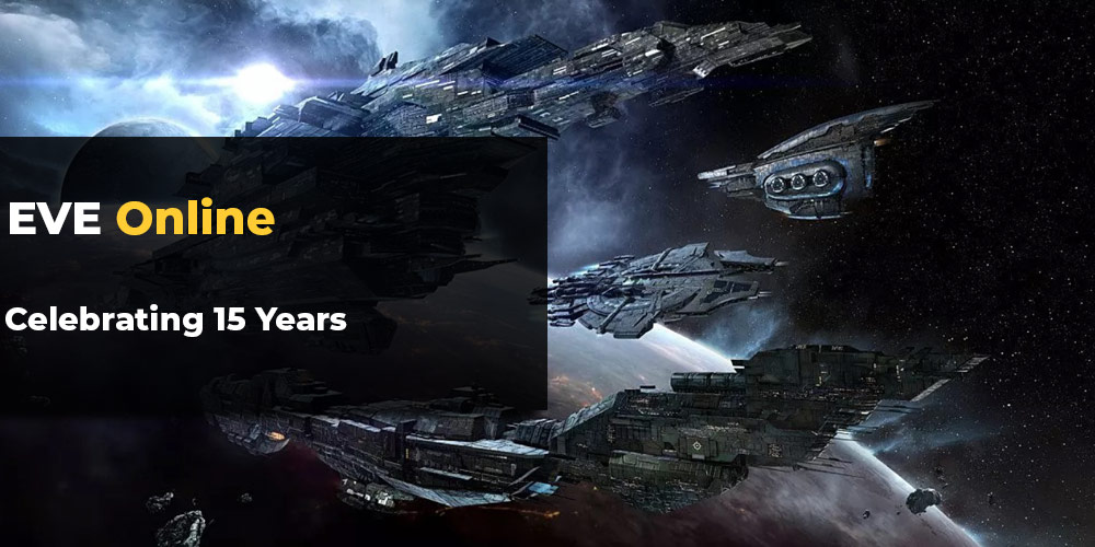 EvE Online celebrates 15 years