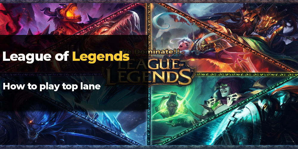 how to play top lane
