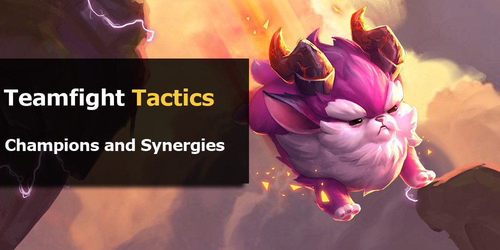 Teamfight Tactics Champions and Synergies