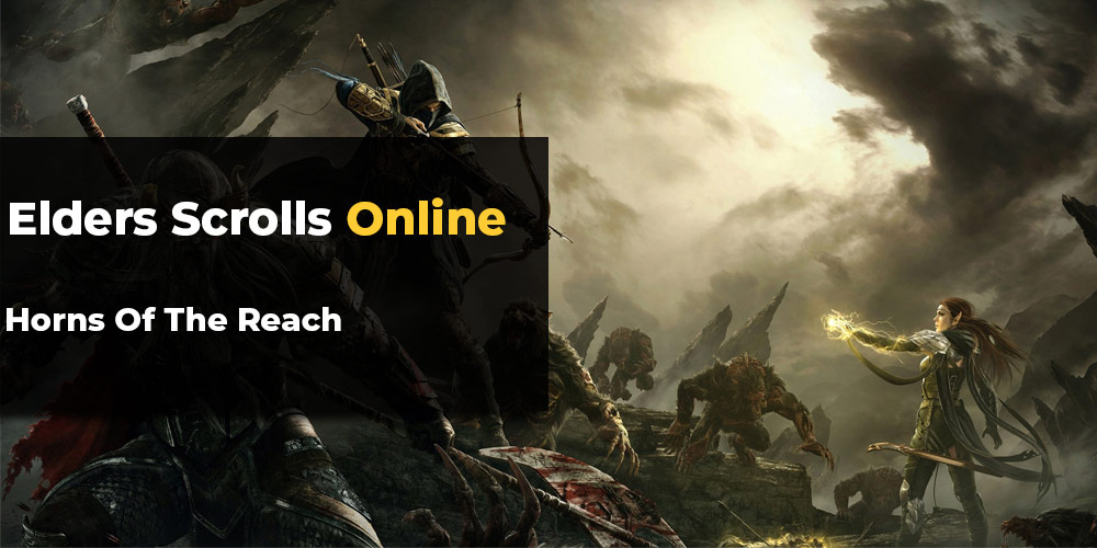 Elder Scrolls Online Horns of the Reach