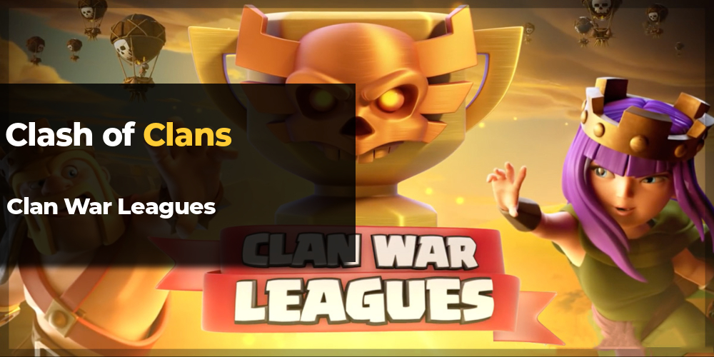 coc clan war league