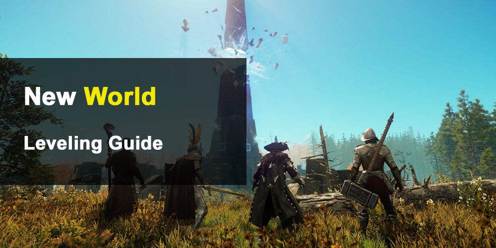 New World Leveling Guide MMOAuctions
