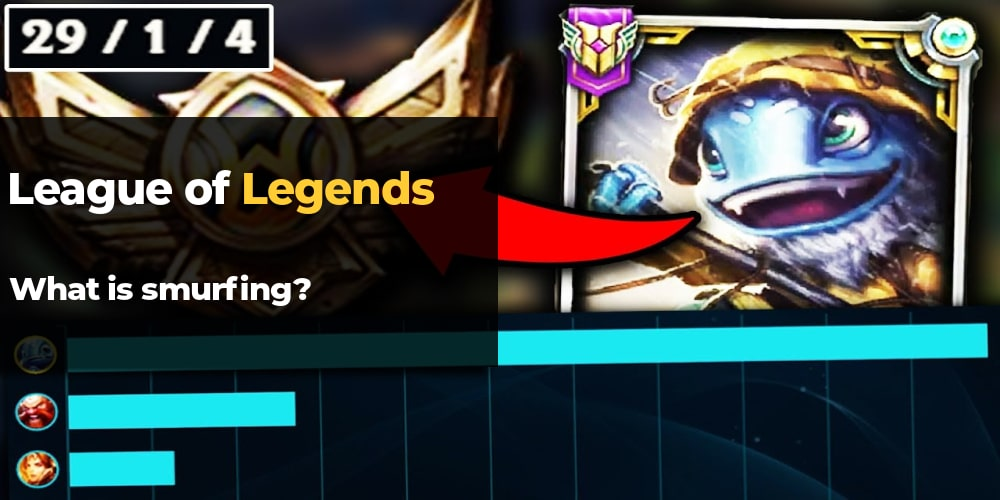 What is smurfing in gaming