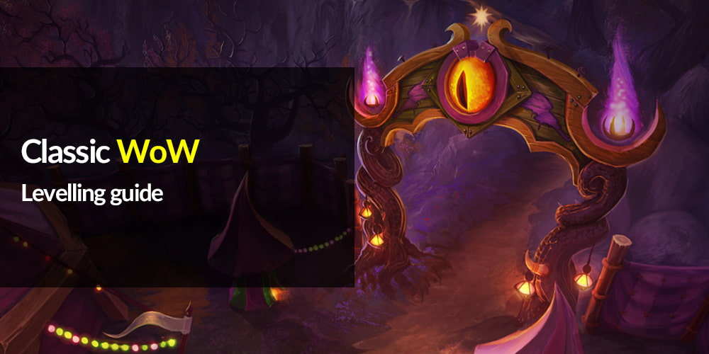 Classic WoW leveling guide