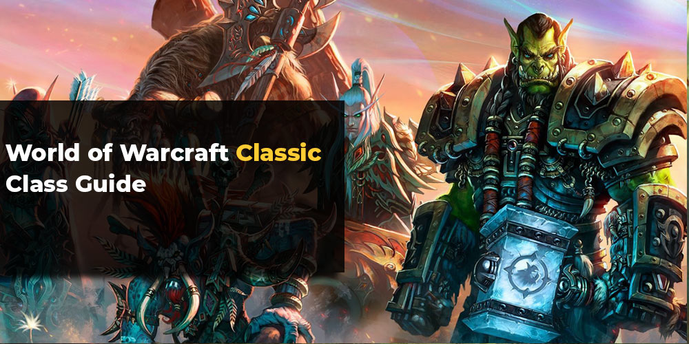Classic WoW Classes
