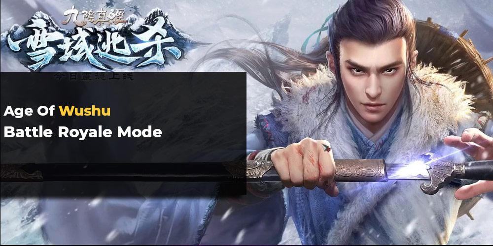 Age of Wushu Battle Royale