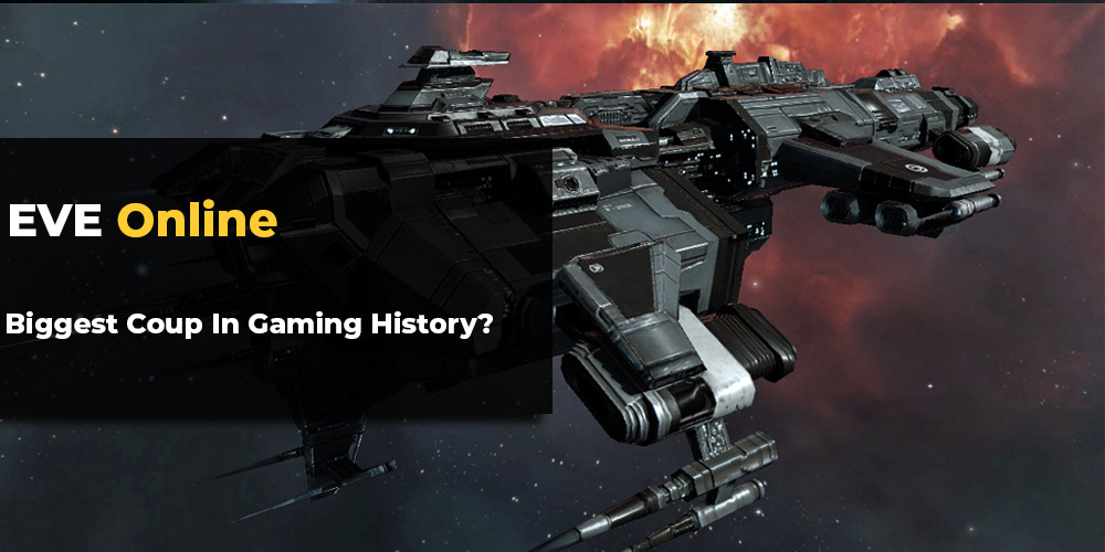 EvE Online Biggest coup
