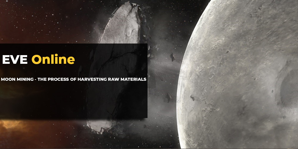 EVE Online Moon Mining