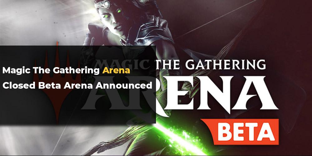 Magic The Gathering beta