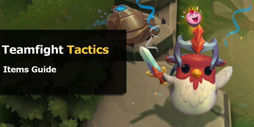 TFT Items Guide
