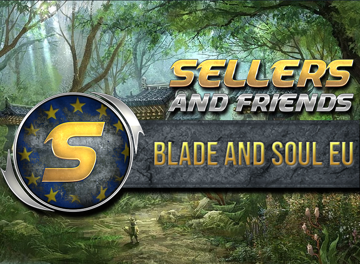 SELL BLADE AND SOUL GOLD - EU - EISENHERZ - FAST AND EASY!