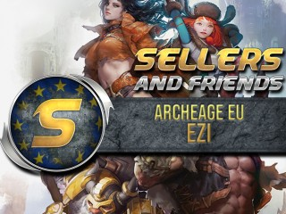 Looking for ArcheAge EU suppliers - EZI, JAKAR, TARIS - Paying with PayPal  - TRUSTED SELLER!