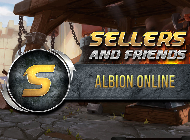 Looking for Albion Online suppliers - Paying with PayPal and Skrill
