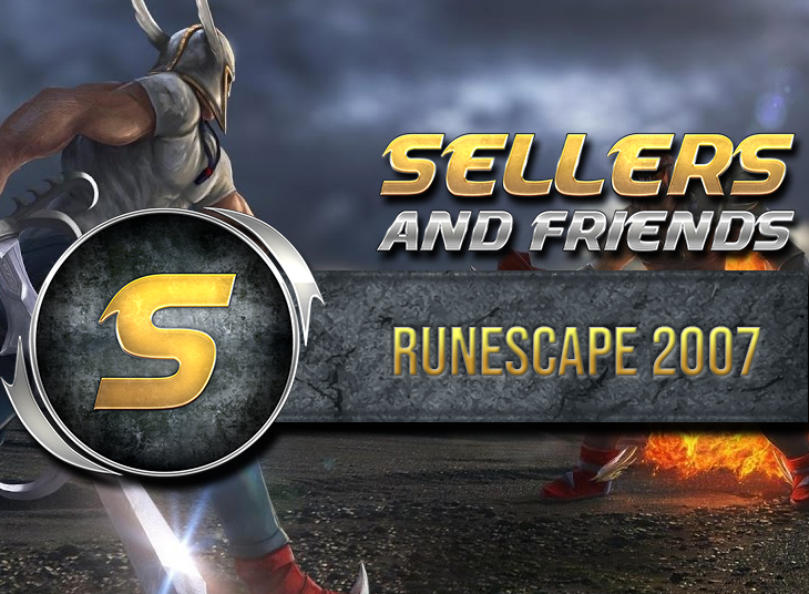 Runescape 2007 (OSRS) Gold  - MMOSuperseller ! Trusted ! 60 s delivery time !