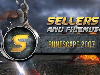 Sell Runescape 2007 (OSRS) Gold Coins - Trusted! 60s delivery time! SellersAndFriends.com