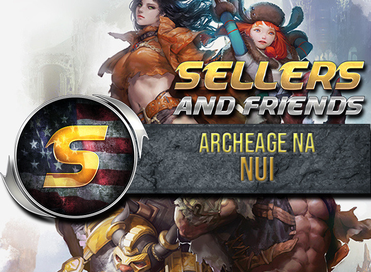 Looking for ArcheAge Nui suppliers - Paying with PayPal and Skrill - April - FRESH