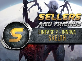 Lineage 2 SKELTH Adena - Fast 200+ payments - BONUS Adena ! - www.sellersandfriends.com