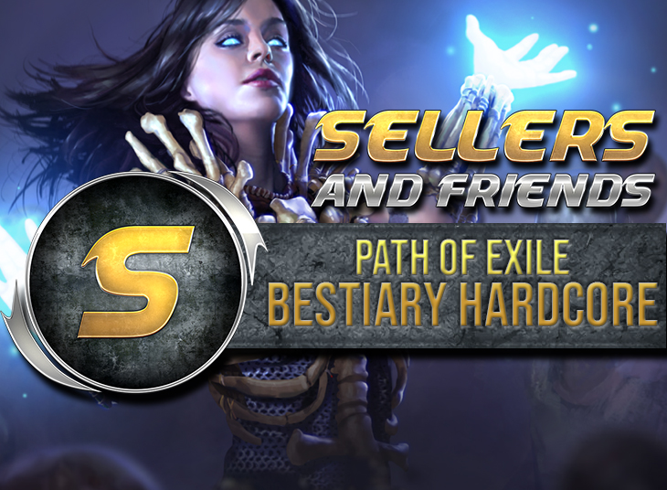 Looking for Path of Exile BESTIARY HARDCORE suppliers - Paying with PayPal and SKRILL