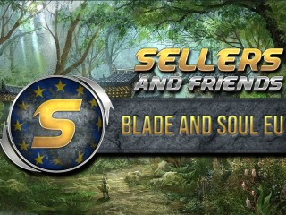 Looking for Blade and Soul EU & NA Gold suppliers - Instant Payment - www.sellersandfriends.com