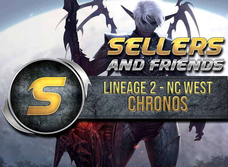 LOOKING for Lineage 2 CHRONOS suppliers - Paying with PayPal and Skrill