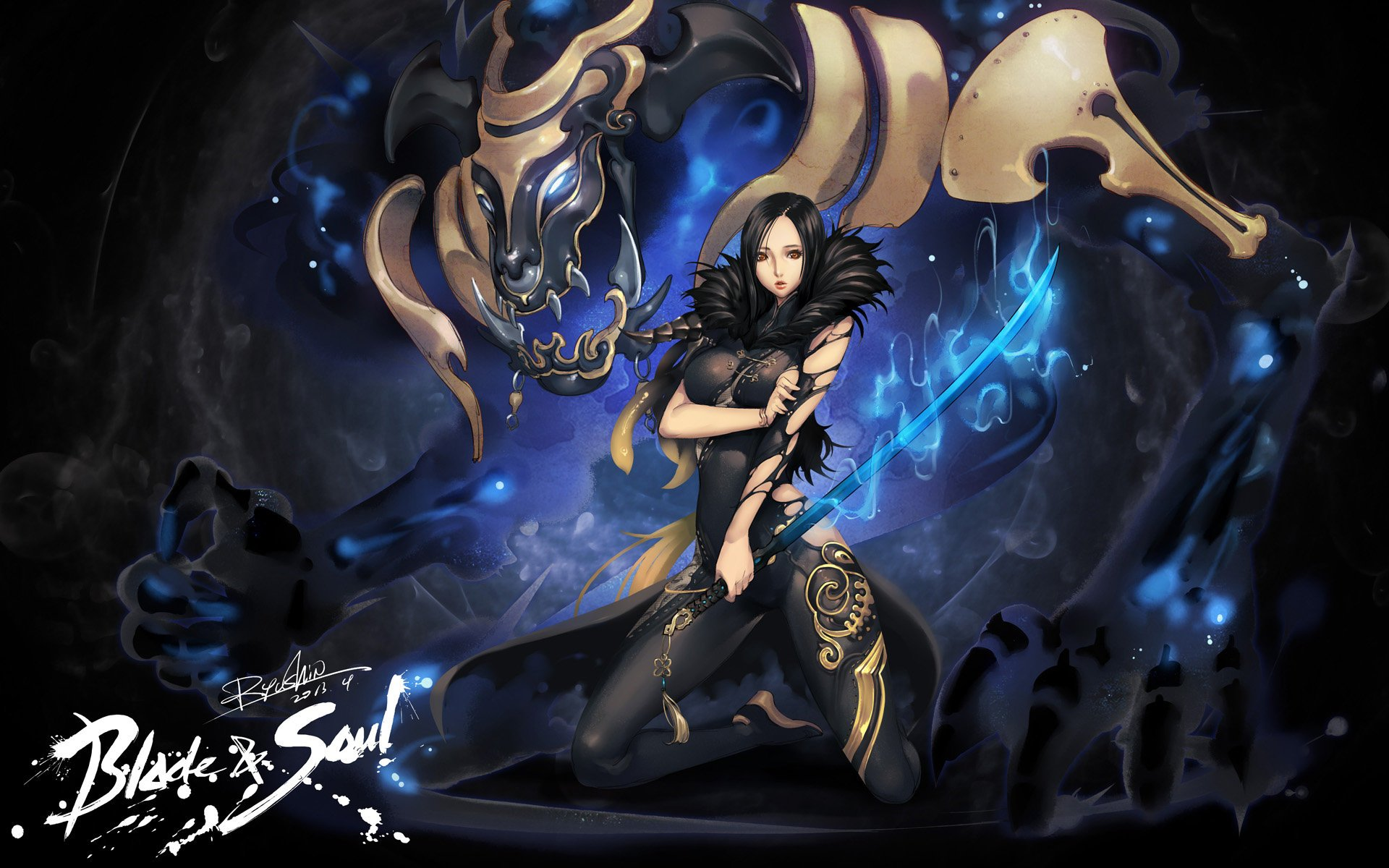 Blade And Soul- NA- ZULIA- GOLD-1K- VERY FAST! :)