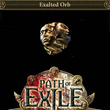 Cheap exalted orbs ========== 100-200 Orbs per week!