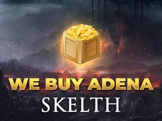 L2Stock - We buy your Adena on L2 EU Skelth - Buy adena -